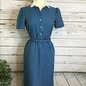 Vintage Stuart Barry Ltd. Dress